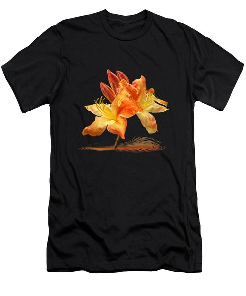 Chocolate Orange Men's T-Shirt (Athletic Fit)