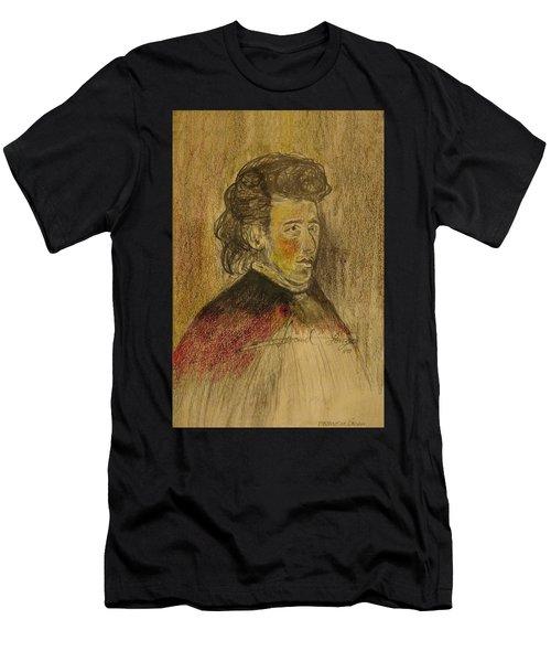 Chopin Men's T-Shirt (Athletic Fit)