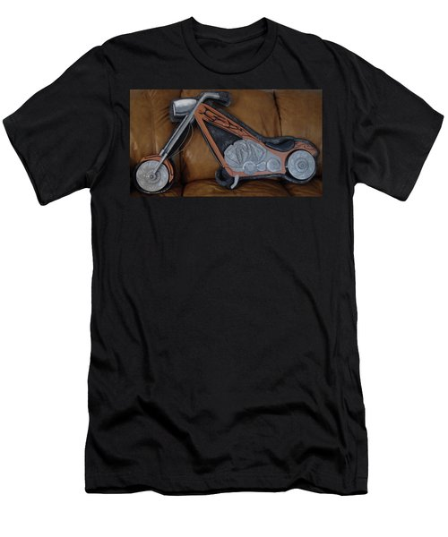Chopper Men's T-Shirt (Athletic Fit)