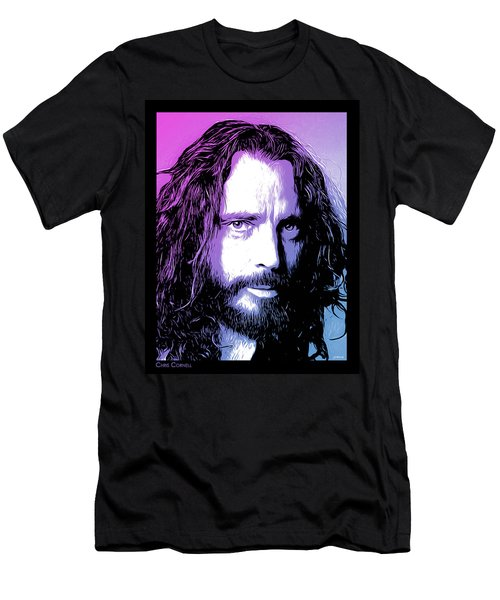 Chris Cornell Tribute Men's T-Shirt (Athletic Fit)