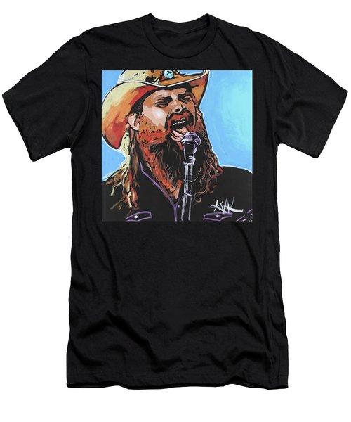 Chris Stapleton Men's T-Shirt (Athletic Fit)