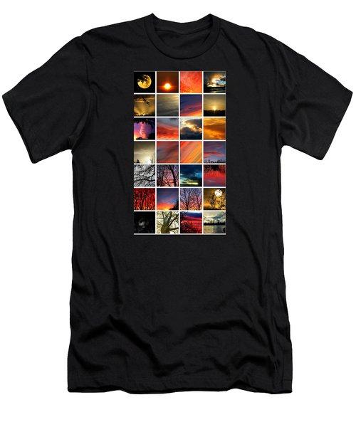 Chris's Greatest Hits Men's T-Shirt (Athletic Fit)