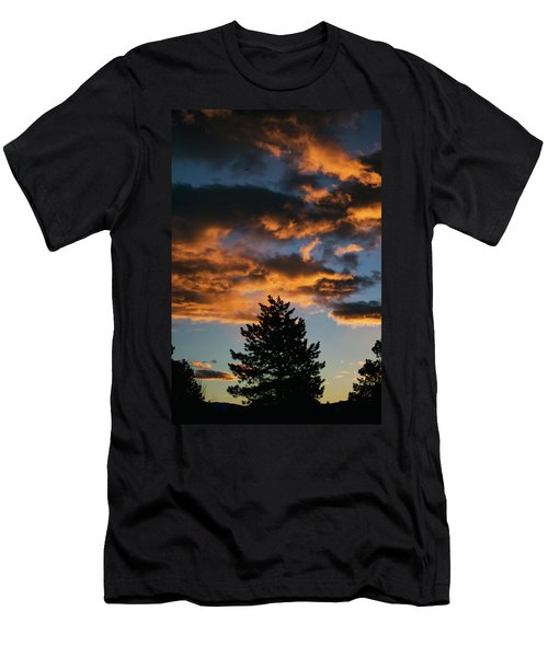 Christmas Eve Sunrise 2016 Men's T-Shirt (Athletic Fit)