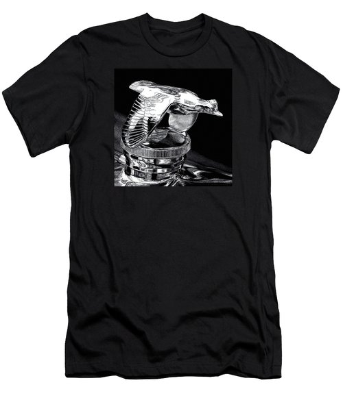 Chrome In Flight Men's T-Shirt (Athletic Fit)