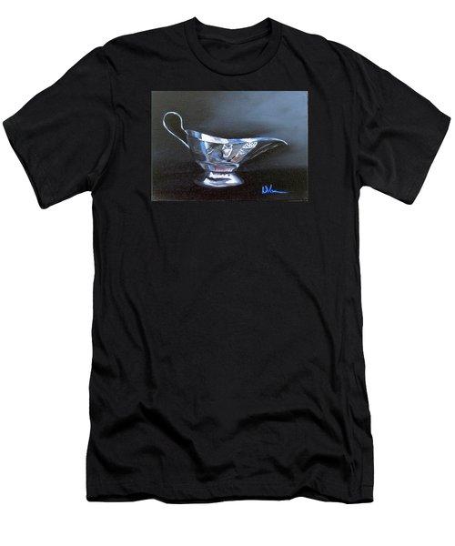 Chrome Reflections Men's T-Shirt (Athletic Fit)