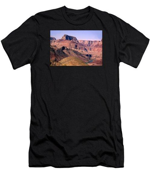 Chuar Butte  Grand Canyon National Park Men's T-Shirt (Athletic Fit)