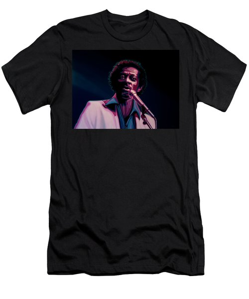 Chuck Berry Men's T-Shirt (Athletic Fit)