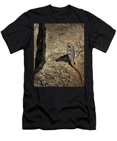 Chuckwalla - Crevice Men's T-Shirt (Athletic Fit)