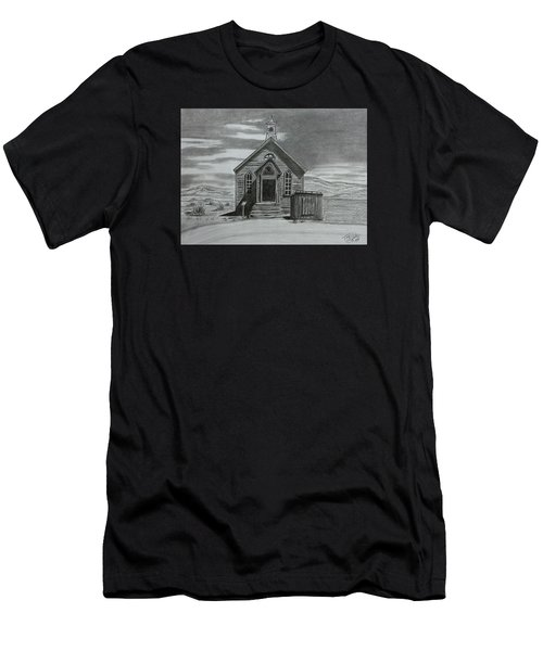 Church  At Bodie  Men's T-Shirt (Athletic Fit)