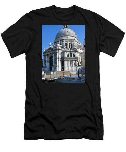 Church In Venice Men's T-Shirt (Athletic Fit)
