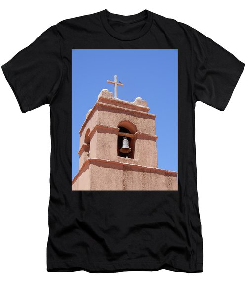 Church Of Socaire Men's T-Shirt (Athletic Fit)