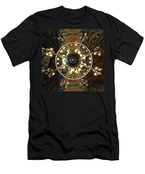 Church Of The Saviour On The Blood Men's T-Shirt (Athletic Fit)