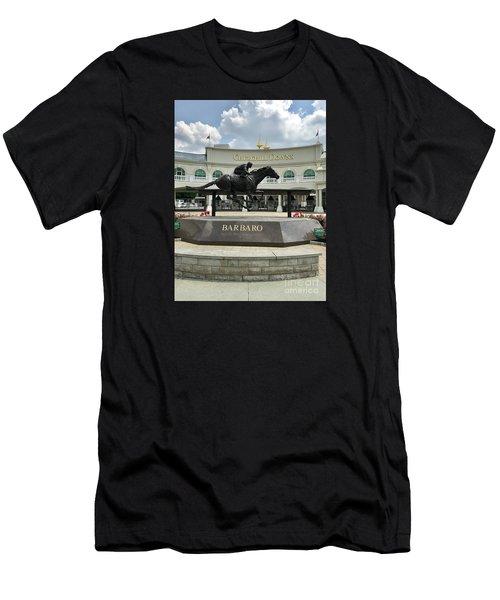 Churchill Downs Barbaro 2 Men's T-Shirt (Athletic Fit)