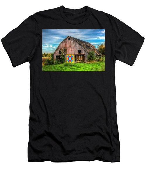 Churn Dash  Men's T-Shirt (Athletic Fit)