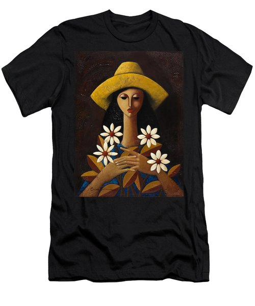 Cinco Margaritas Men's T-Shirt (Athletic Fit)