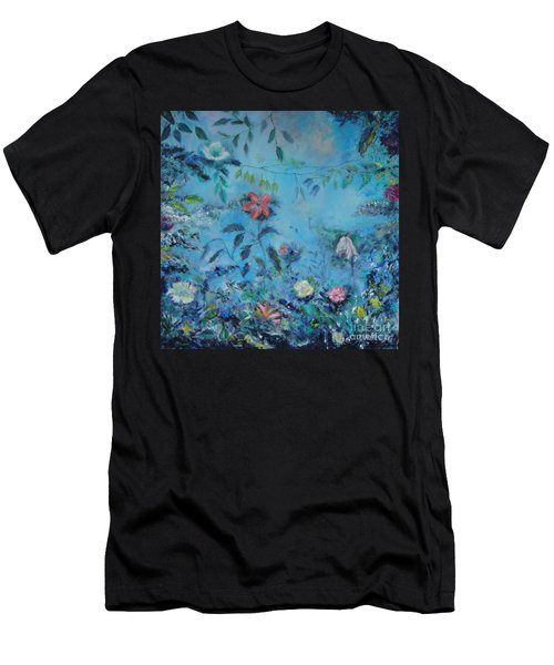 Cinderellas Garden Men's T-Shirt (Athletic Fit)