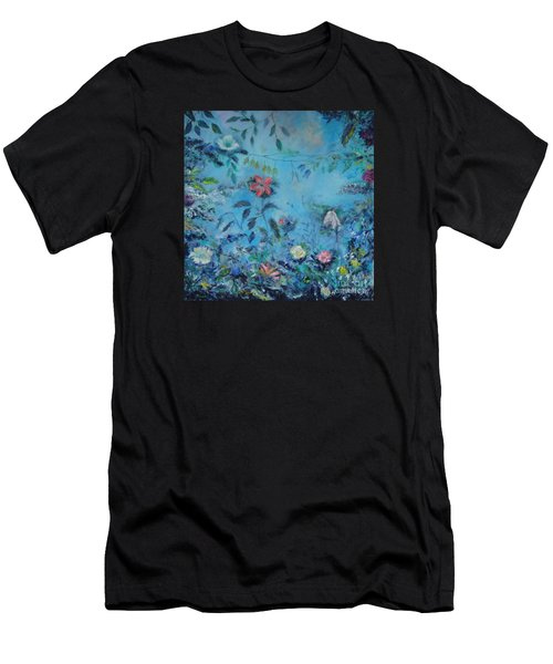 Cinderellas Garden Men's T-Shirt (Athletic Fit)