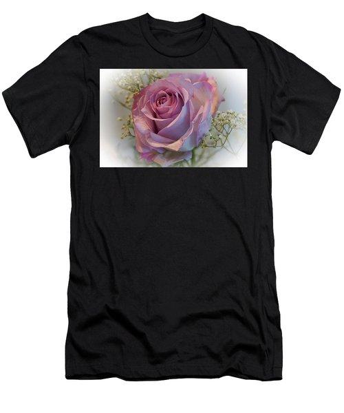 Cindy's Rose Men's T-Shirt (Athletic Fit)