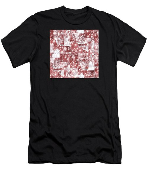 Cinnabar Carbonated Men's T-Shirt (Athletic Fit)