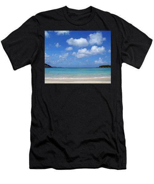 Cinnamon Bay 6 Men's T-Shirt (Athletic Fit)