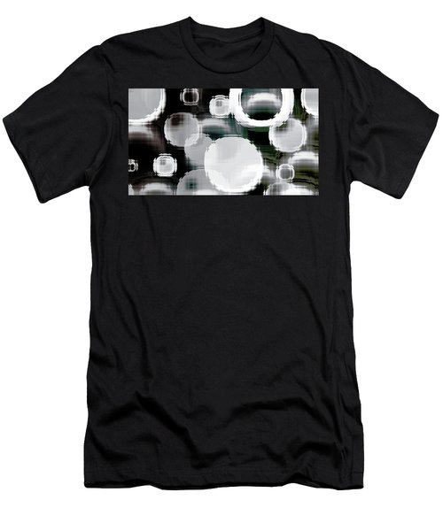 Circle Blocks Men's T-Shirt (Athletic Fit)