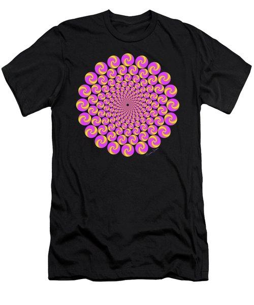 Circles Circus Men's T-Shirt (Athletic Fit)