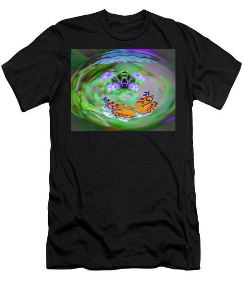 Circularity Men's T-Shirt (Athletic Fit)