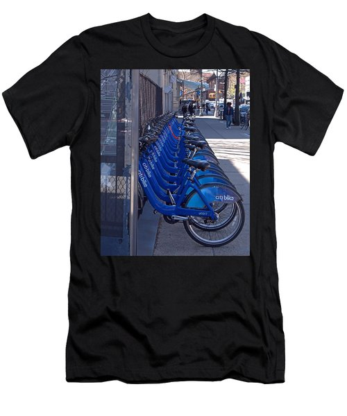 Citibike Men's T-Shirt (Athletic Fit)