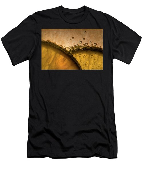 Citrus Abstract Men's T-Shirt (Athletic Fit)