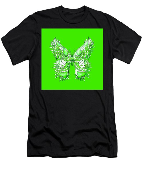 Citrusflybutterfly Men's T-Shirt (Athletic Fit)