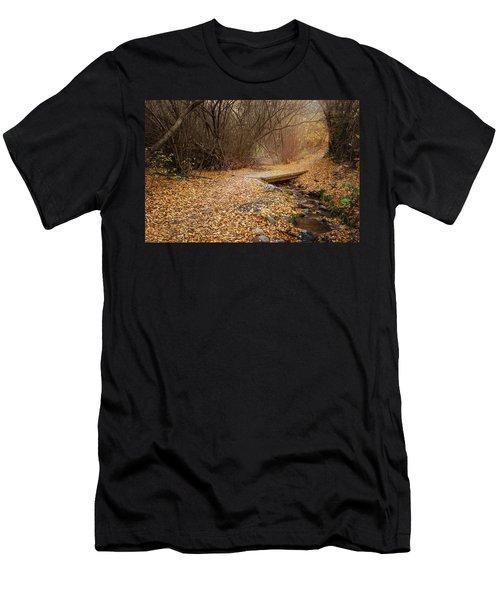 City Creek Men's T-Shirt (Athletic Fit)