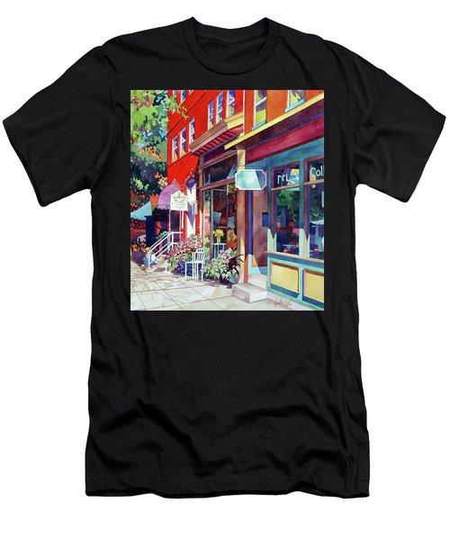 City Flower Men's T-Shirt (Athletic Fit)