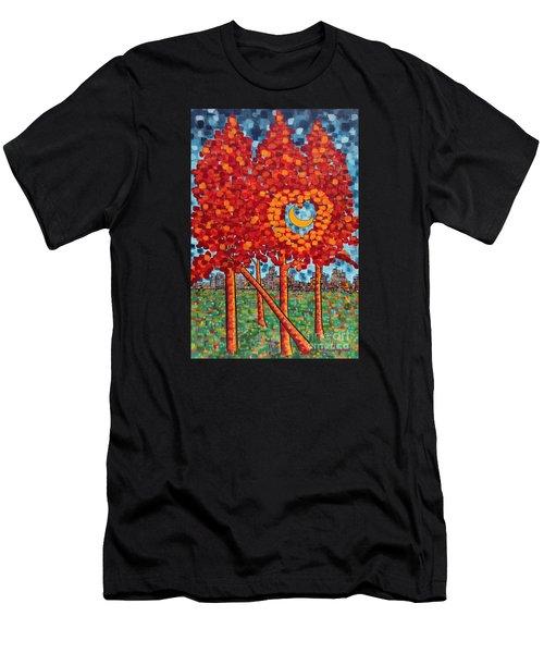 City Moonshine Men's T-Shirt (Athletic Fit)