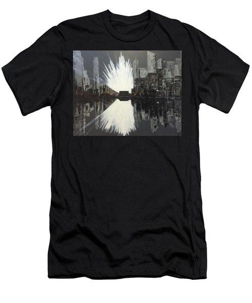 City Reflections Men's T-Shirt (Athletic Fit)