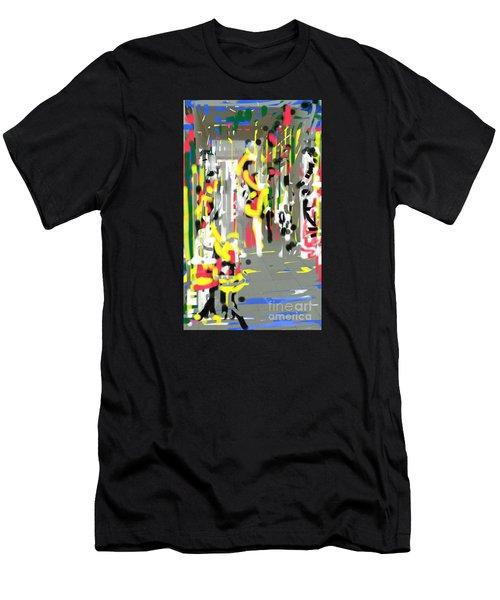 City Shopers Men's T-Shirt (Athletic Fit)