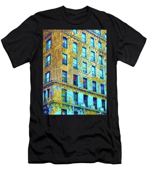 City Sky Men's T-Shirt (Athletic Fit)