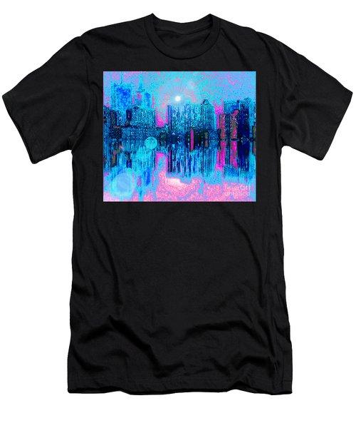 City Twilight Men's T-Shirt (Athletic Fit)