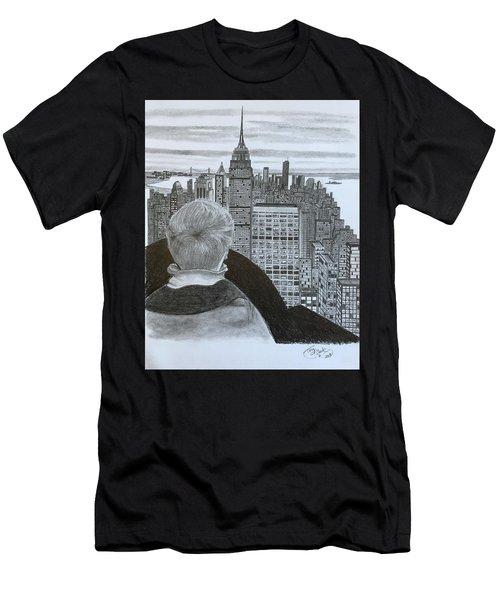 City View  Men's T-Shirt (Athletic Fit)