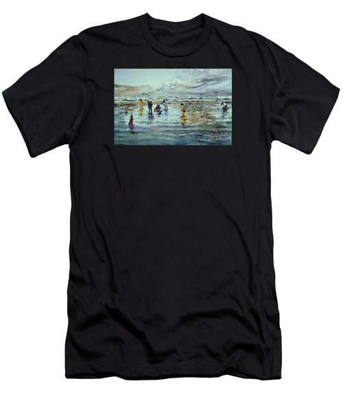 Clamdigging Family Men's T-Shirt (Athletic Fit)