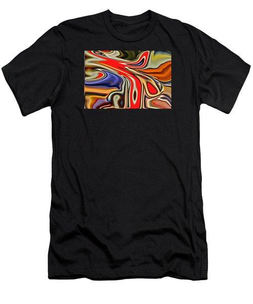 Clamor Men's T-Shirt (Slim Fit) by Nick David