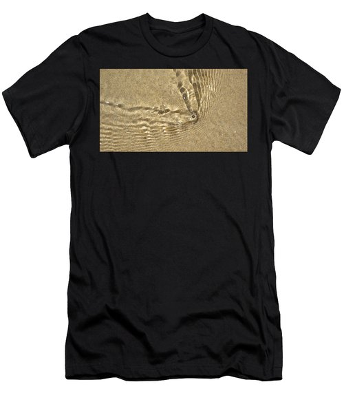 Clams And Ripples Men's T-Shirt (Athletic Fit)