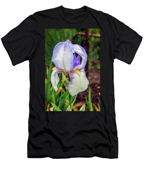 Clarabelle Iris Men's T-Shirt (Athletic Fit)