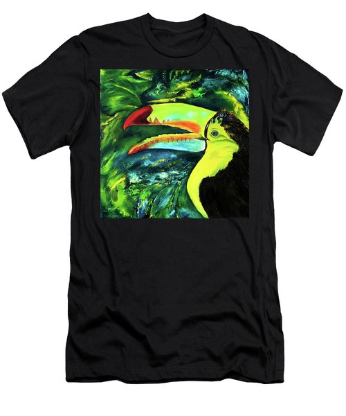 Clara's Toucan Men's T-Shirt (Athletic Fit)