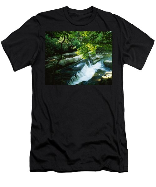 Clare Glens, Co Clare, Ireland Men's T-Shirt (Athletic Fit)