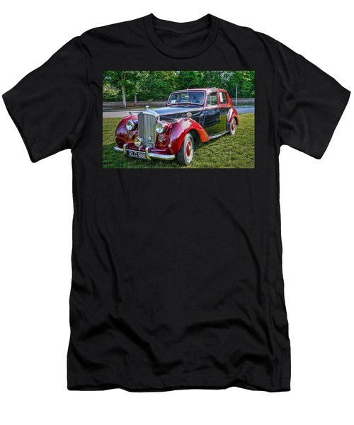 Classic Bentley In Red Men's T-Shirt (Athletic Fit)