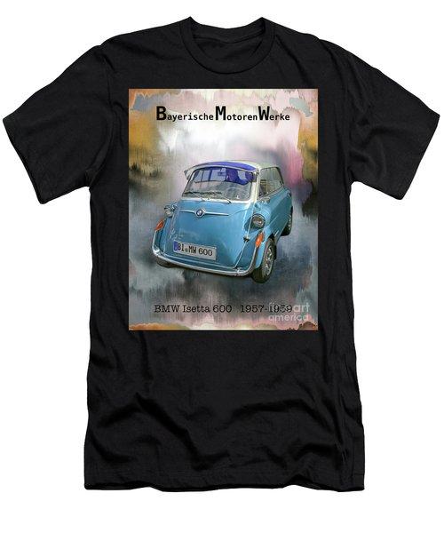 Classic Bmw 600 Men's T-Shirt (Athletic Fit)