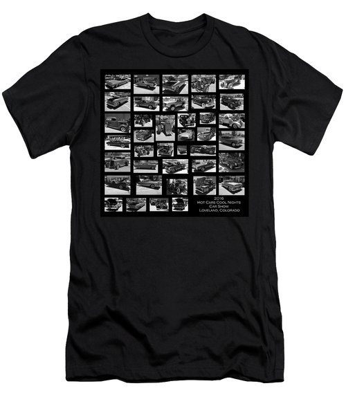 Men's T-Shirt (Athletic Fit) featuring the photograph Classic Cars And Trucks by Angie Tirado