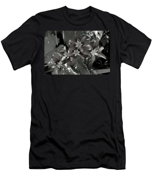 Classic Daylily Men's T-Shirt (Athletic Fit)