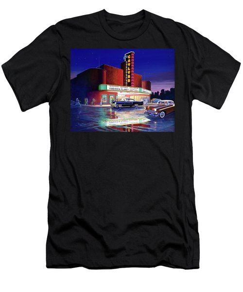 Classic Debut -  The Gaylynn Theatre Men's T-Shirt (Athletic Fit)