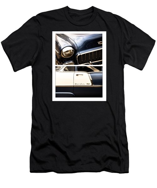Men's T-Shirt (Slim Fit) featuring the photograph Classic Duo 5 by Ryan Weddle